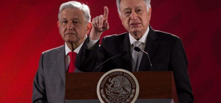 Calderón y dos extitulares de Sener refutan a Manuel Bartlett