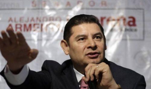Ejerceré mi derecho a participar por la candidatura al gobierno de Puebla: Alejandro Armenta