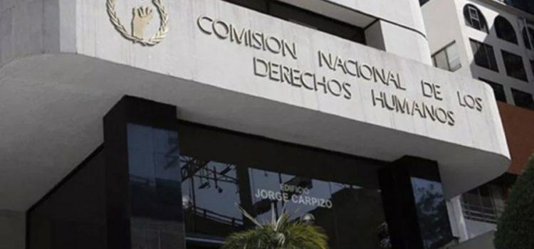 Preocupa a CNDH desacreditación de Gobierno a Organizaciones