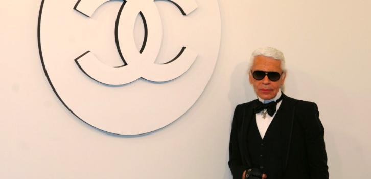 Fallece el diseñador de modas de Chanel, Karl Lagerfeld