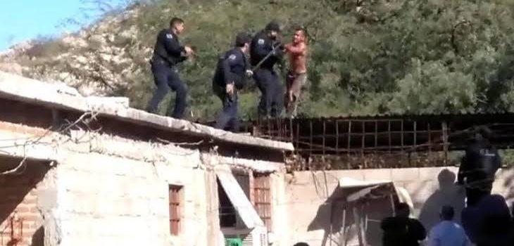 Se inconforman policías de Hermosillo por trato a elementos en caso Gerardo