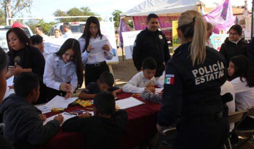 Llevan beneficios a Pueblo Yaqui