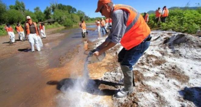 Podría otorgar la SCJN amparo para que Asociación civil  de Sonora demande a Grupo México por derrame de tóxicos
