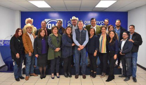 Regresar al ciudadano: misión de alcaldes de Acción Nacional