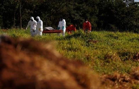 Suben a 134 los muertos por ruptura de presa en Brasil