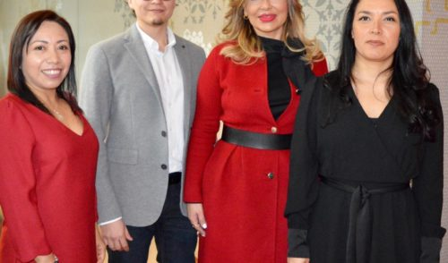 Acuerda Gobernadora movilidad de talentos sonorenses a España