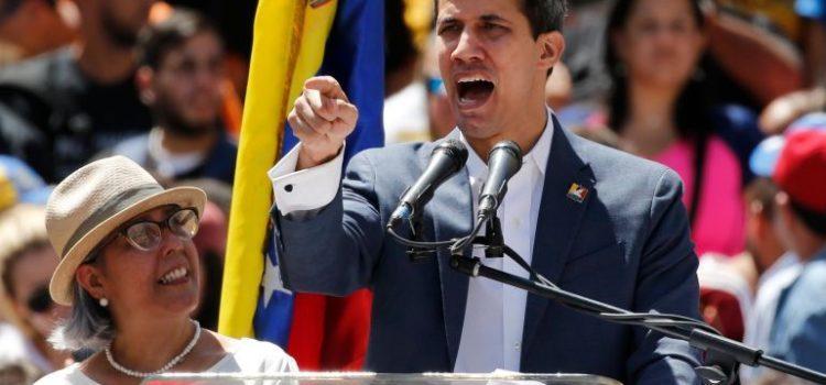 Ayuda humanitaria ingresará a Venezuela el 23 de febrero: Guaidó
