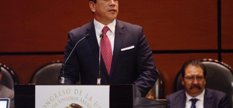 Gobernador de Campeche aspira a la dirigencia nacional del PRI