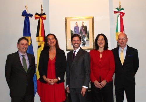 Empresarios belgas visitarán México para conocer propuestas de AMLO