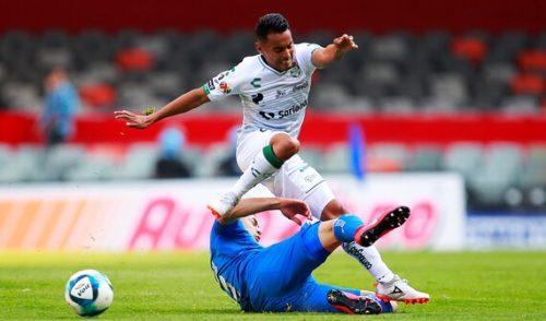 Santos remonta y vence 2-1 al Cruz Azul