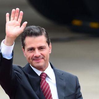 Peña Nieto niega que viva fuera de México