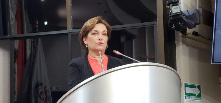 ExhortaMaría Dolores al Gobierno del Estado conformar Comité del Servicio Profesional