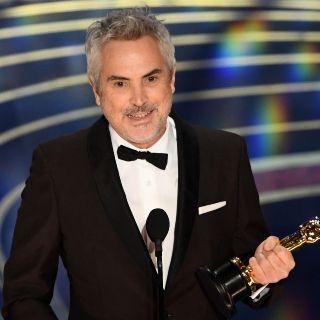 Cuarón gana Oscar a Mejor Director; Roma suma tres premios