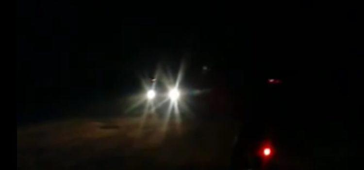 En Navojoa también hay grupo organizado de roba lamparas