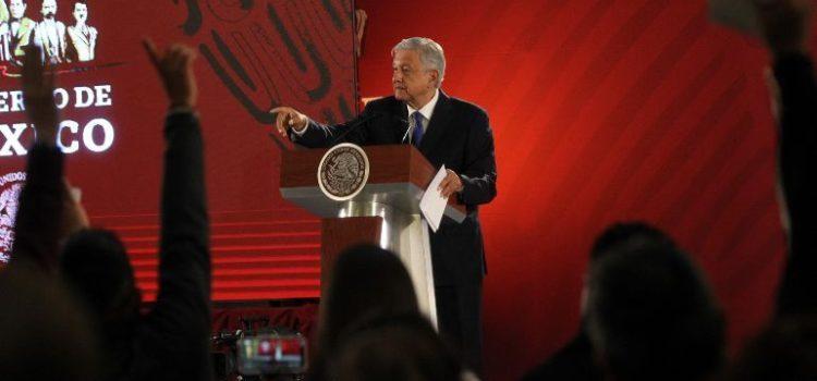No habrá demandas contra empresas dueñas de gasoductos: López Obrador