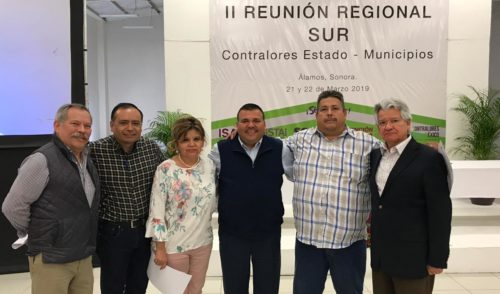 Brinda Contraloría capacitación a servidores públicos municipales del sur del estado