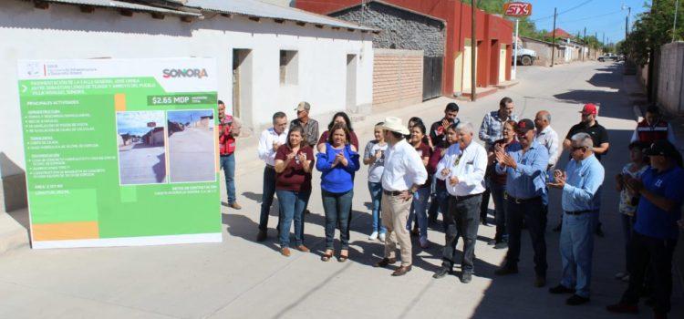Incrementará Sedesson infraestructura básica en el Río Sonora y la Sierra