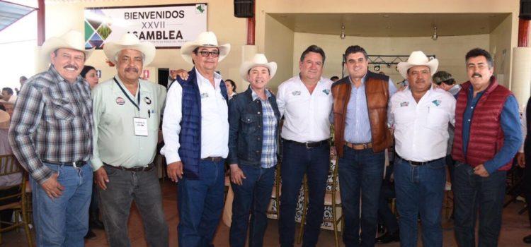 Productores del Valle del Yaqui saldrán adelante unidos y tienen nuestro apoyo: Miguel Pompa