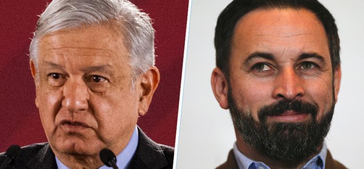 AMLO y México deberían agradecer por la civilización, dice el partido español Vox