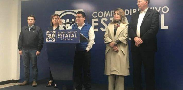 PAN planea consulta pública para conocer opinión de sonorenses sobre precio de la gasolina y energía eléctrica