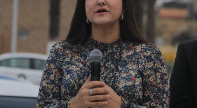 Célida López plantea a AMLO obras inconclusas en Hermosillo