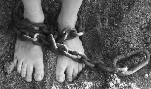 Rescatan a joven encadenada en el patio de su casa en Hermosillo