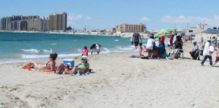 Forbes coloca a Puerto Peñasco en el sexto lugar ideal para el Spring Break