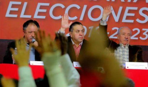 """Stirt reelige a """"Pepe"""" Victorín Figueroa como secretario general"""