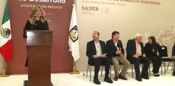 Aporta Sonora su análisis al Plan Nacional de Desarrollo