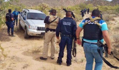 Activan plan anticrimen por violencia en Caborca