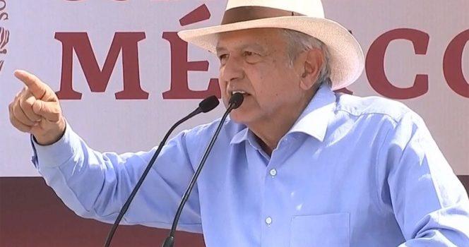 'Ya chole con los pleitos, lo mejor es la unidad': López Obrador