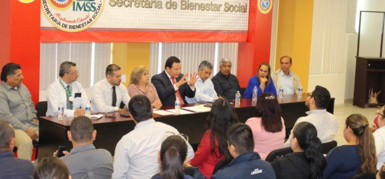 Priorizar la salud y la vida en los trabajadores es esencial: Javier Villarreal, CTM