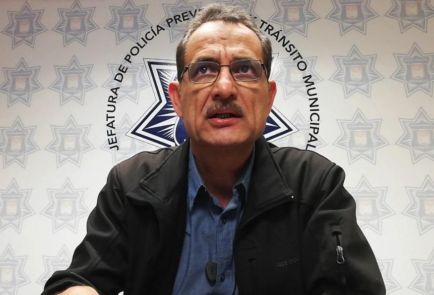 Comisario general de la Policía de Hermosillo Luis Alberto Campa Lastra (3)