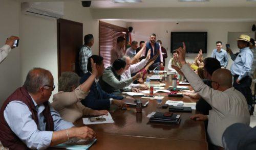 Aprueba Cabildo de Nogales devolución de recursos a la federación