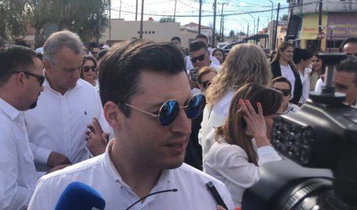 """""""No espero nada de la justicia mexicana"""": Colosio Riojas"""
