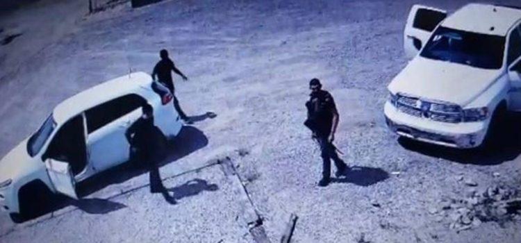 """Capturan a 9 individuos que pudieran estar relacionados con el allanamiento de morada por un grupo armado en el rancho """"Las Norias"""""""