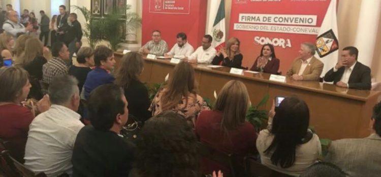 Sonora, de los estados con menor pobreza en México: Coneval
