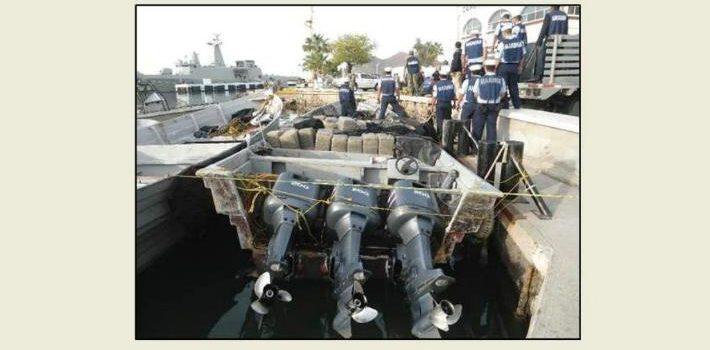 Marina asegura 6 toneladas de diversas droga en costas de Sonora