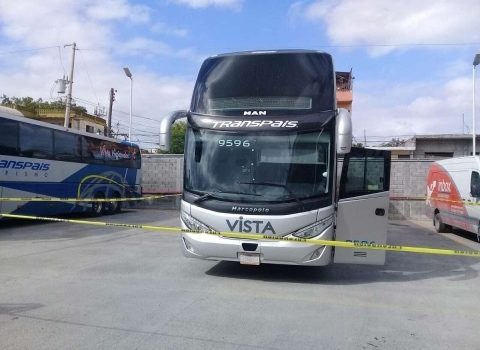 Reportan secuestro de pasajeros en autobús con destino a Reynosa