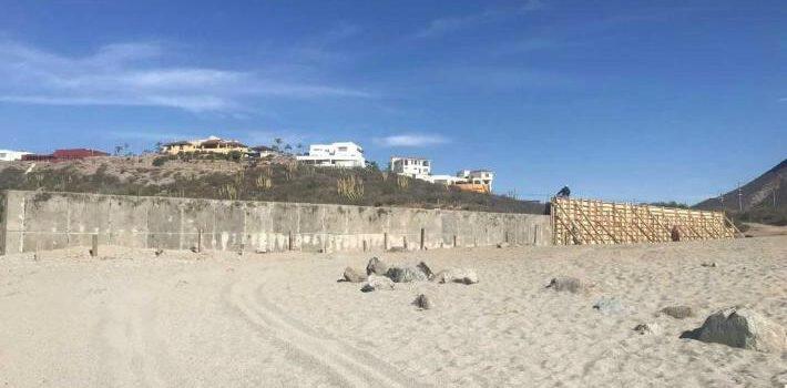 Se reducen accesos a playas de Guaymas y San Carlos