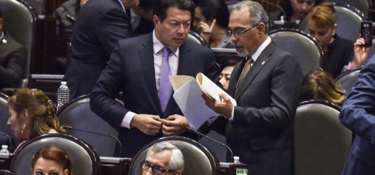 Morena buscará el jueves aprobar dictamen de consultas y revocación de mandato