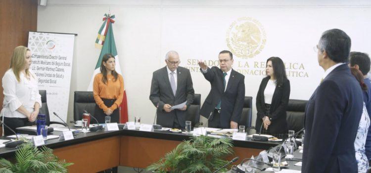 IMSS, listo para recibir a 25 millones de beneficiarios del Seguro Popular