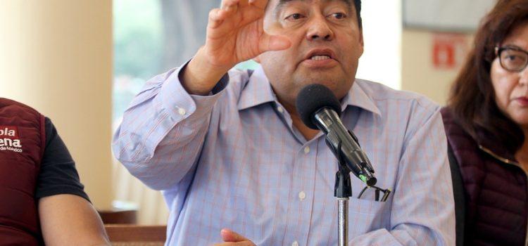 Miguel Barbosa será candidato a gobernador de Puebla