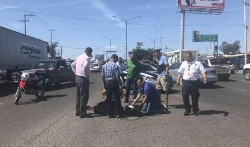 Menor de 14 años muere luego de ser atropellado en Hermosillo