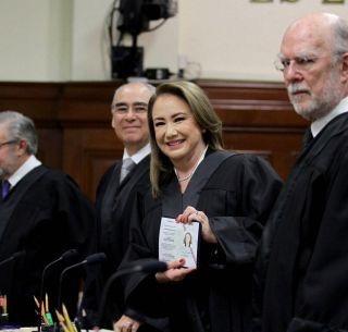 Vigilaré independencia del Poder Judicial: Yasmín Esquivel