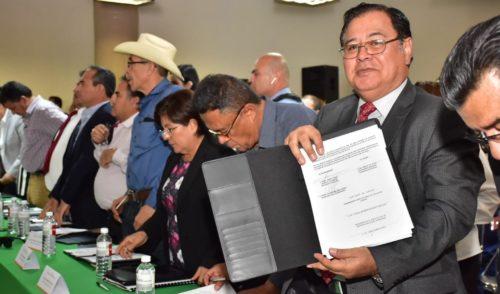 Asegura alcalde inversión para la obra social concentrada en Cajeme