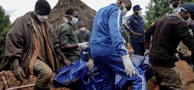 Van más de 700 muertos en sureste de África por ciclón