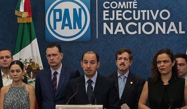 PAN pide información sobre accidente aéreo de Martha Erika Alonso