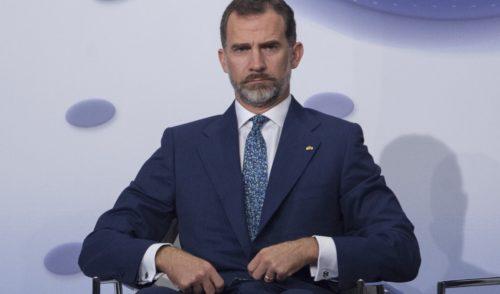 """España rechaza """"con firmeza"""" que Felipe VI se disculpe con México por agravios de la Conquista"""