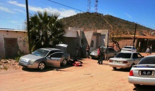 Ejecutan a cinco personas en Caborca